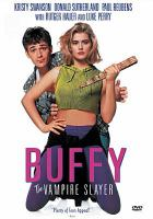 Cover image for Buffy, the vampire slayer