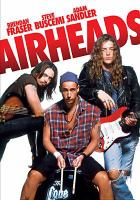 Cover image for Airheads [videorecording DVD]