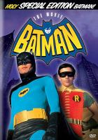 Cover image for Batman