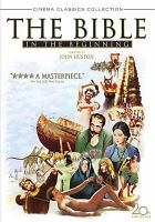 Cover image for The Bible : in the beginning [videorecording DVD]