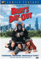 Cover image for Baby's day out