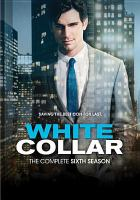 Cover image for White collar. Season 6, Complete [videorecording DVD].