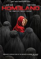 Cover image for Homeland. Season 4, Complete [videorecording DVD]