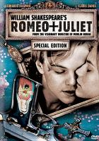Cover image for Romeo + Juliet (Leonardo di Caprio version)