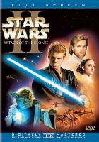 Cover image for Star wars : Attack of the clones