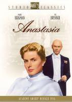 Cover image for Anastasia (Ingrid Bergman version)