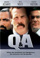 Cover image for Q & A [videorecording DVD]