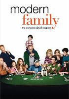 Cover image for Modern family. Season 6, Complete [videorecording DVD]