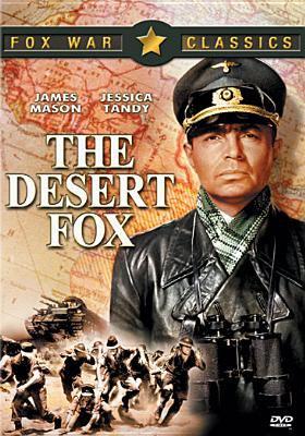 Cover image for The desert fox [videorecording DVD] : the story of Rommel