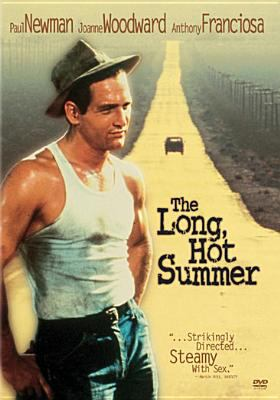 Cover image for The long, hot summer [videorecording DVD]