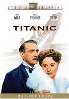 Cover image for Titanic (Barbara Stanwyck version)