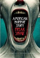 Cover image for American horror story. Season 4, Complete [videorecording DVD] : Freak show