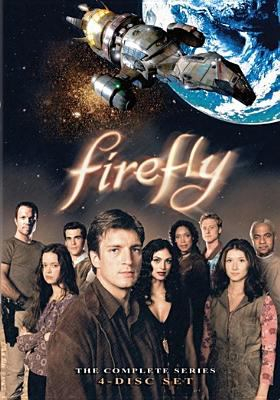 Cover image for Firefly. The complete series