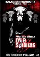 Cover image for Dog soldiers