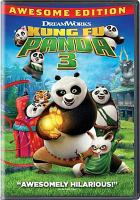 Cover image for Kung Fu Panda 3 [videorecording DVD]