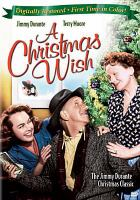 Cover image for A Christmas wish