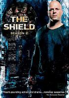 Cover image for The shield. Season 2, Complete