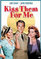 Cover image for Kiss them for me