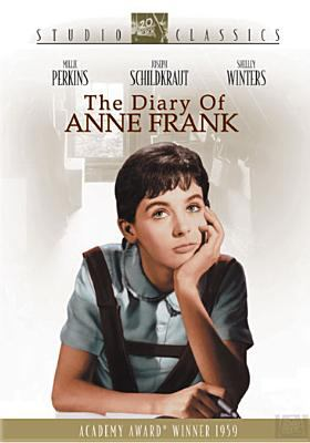 Cover image for The diary of Anne Frank