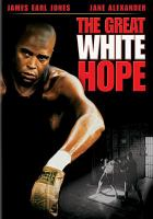 Cover image for The great white hope