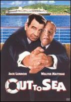 Cover image for Out to sea