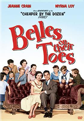 Cover image for Belles on their toes