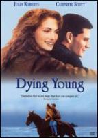 Cover image for Dying young