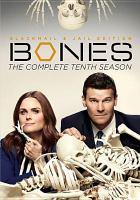 Cover image for Bones. Season 10, Complete [videorecording DVD]