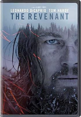 Cover image for The revenant [videorecording DVD]