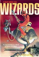 Cover image for Wizards [videorecording DVD]