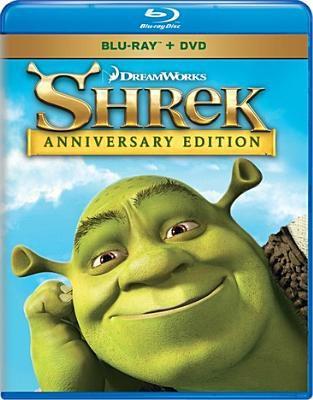 Cover image for Shrek [videorecording Blu-ray]