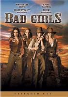 Cover image for Bad girls