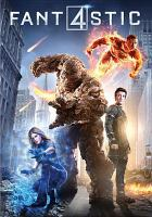 Cover image for Fantastic 4 [videorecording DVD]