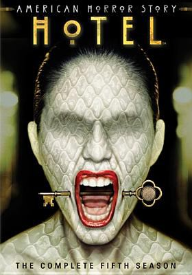 Cover image for American horror story. Season 5, Complete [videorecording DVD] : Hotel