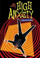 Cover image for High anxiety