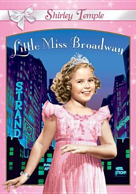 Cover image for Little Miss Broadway [videorecording DVD]