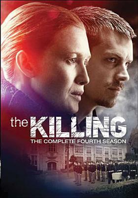 Cover image for The killing. Season 4, Complete [videorecording DVD]