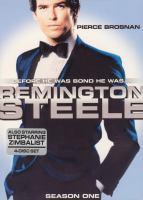 Cover image for Remington Steele. Season 1, Complete