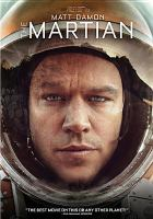 Cover image for The Martian [videorecording DVD]