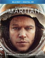Cover image for The Martian [videorecording Blu-ray]
