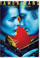 Cover image for The Americans. Season 4, Complete [videorecording DVD]
