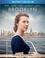 Cover image for Brooklyn [videorecording Blu-ray]
