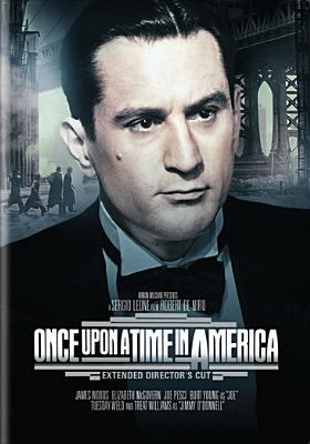 Cover image for Once upon a time in America [videorecording DVD]