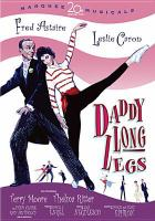 Cover image for Daddy long legs