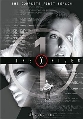 Cover image for The X-files. Season 01, Complete [videorecording DVD]