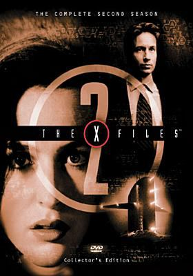 Cover image for The X-files. Season 02, Complete
