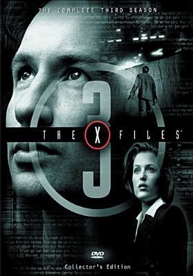 Cover image for The X-files. Season 03, Complete