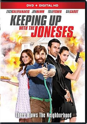 Cover image for Keeping up with the Joneses [videorecording DVD]