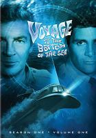 Cover image for Voyage to the bottom of the sea. Season one, vol. one