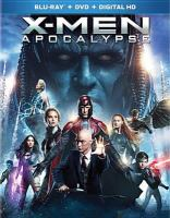 Cover image for X-men. Apocalypse [videorecording Blu-ray]